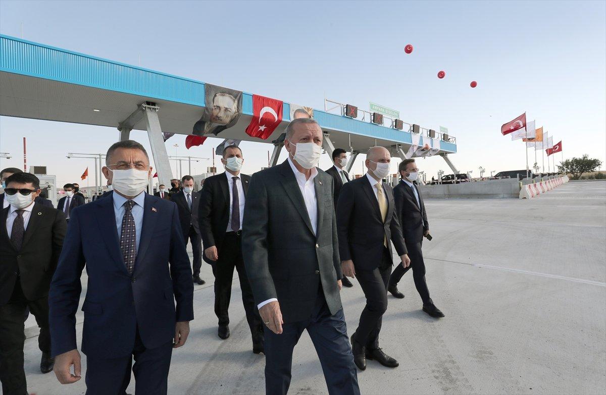 Şanlıurfa dan Edirne ye kadar kesintisiz ulaşım sağlacanak #1