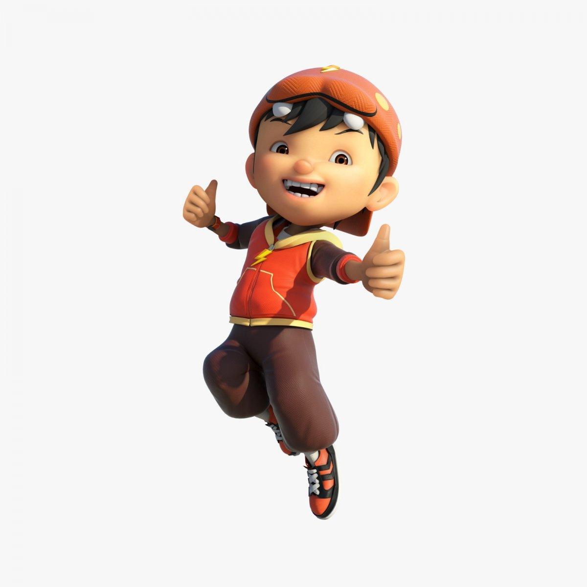 Animasyon dünyasının ilk başörtülü süper kahramanı Yaya, BoBoiBoy ile sinemalarda #5