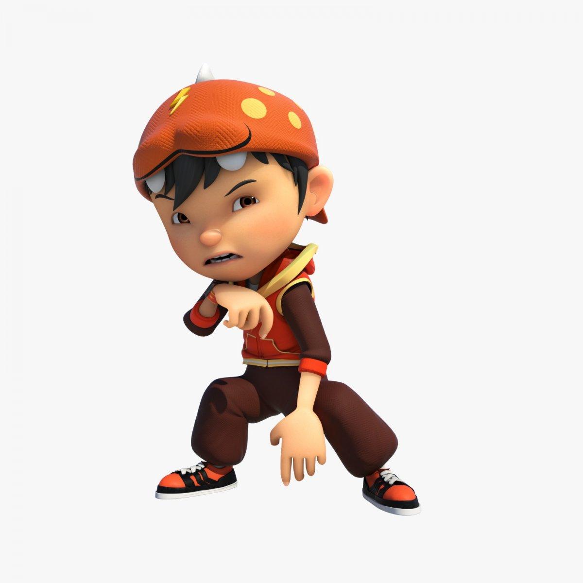 Animasyon dünyasının ilk başörtülü süper kahramanı Yaya, BoBoiBoy ile sinemalarda #4