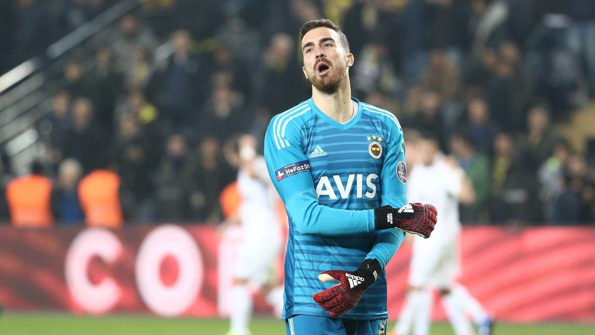 Fenerbahçe de Harun Tekin kaleyi devralıyor #2