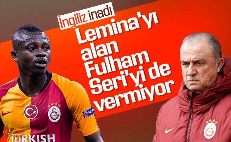 Galatasaray'a Seri'den kötü haber