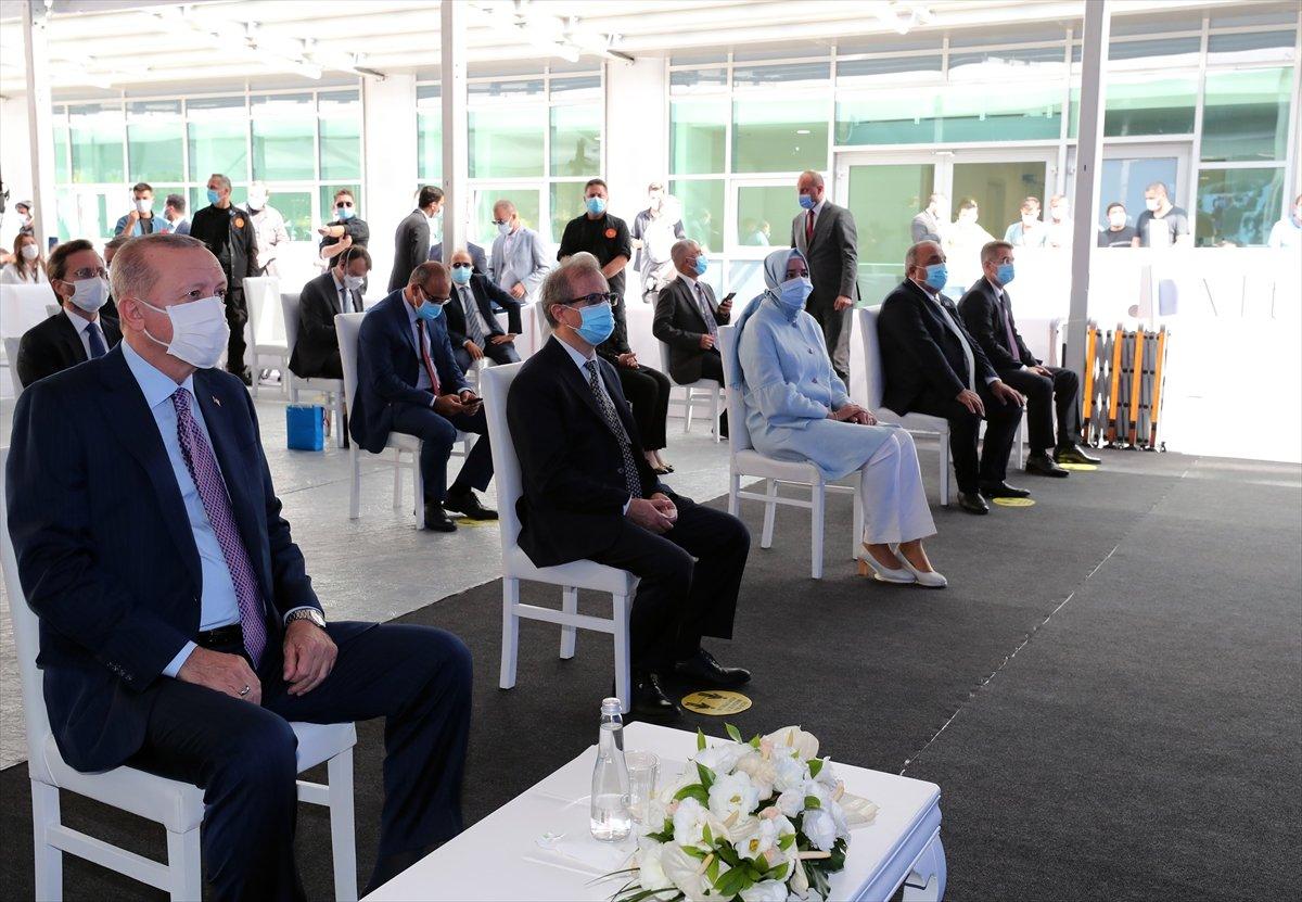 Cumhurbaşkanı Erdoğan, Göztepe Şehir Hastanesi ni hizmete açtı #4