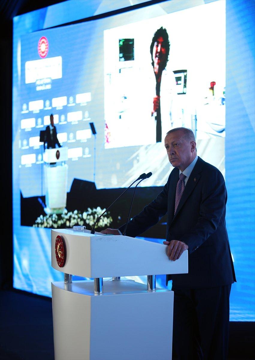 Cumhurbaşkanı Erdoğan, Göztepe Şehir Hastanesi ni hizmete açtı #10