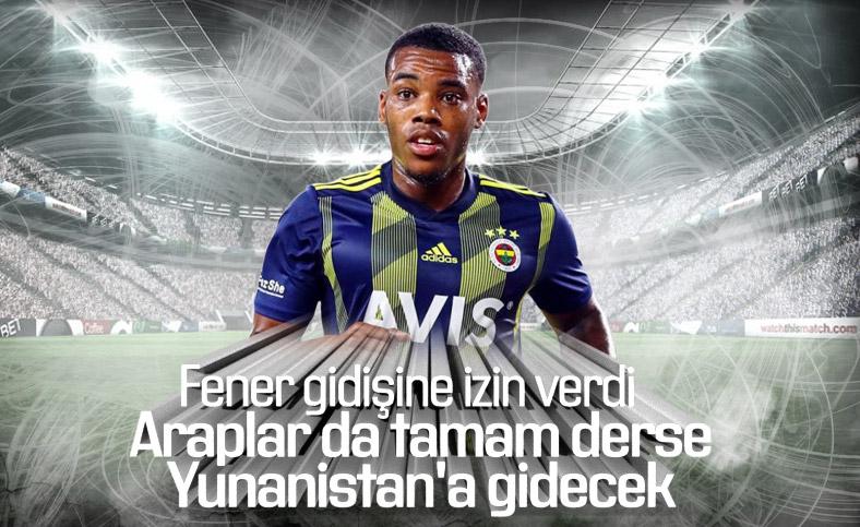 Fenerbahçe, Rodrigues'e izin verdi