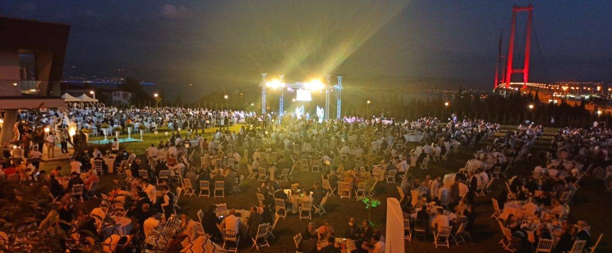 AK Parti Milletvekili Cemil Yaman, oğluna düğün yaptı  #3