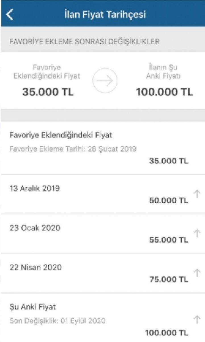 ÖTV zammı sonrası ikinci el oto fiyatları arttı #3