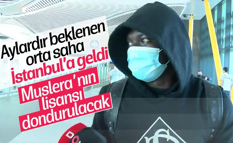 Galatasaray, Oghenekaro Etebo ile anlaştı