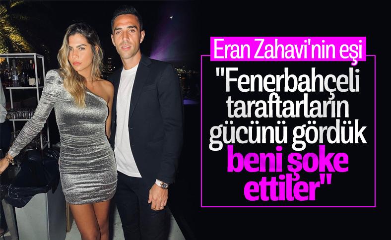 Shay Zahavi: Fenerbahçeli taraftarlar inanılmaz