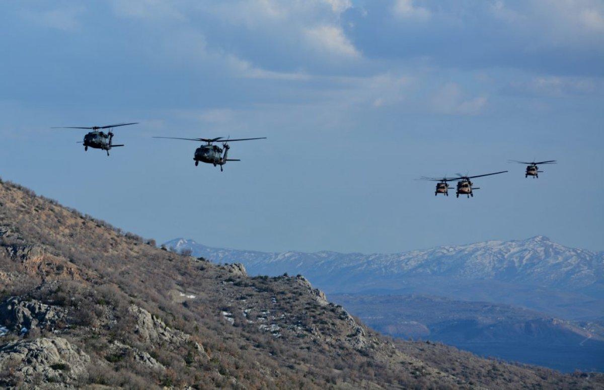 Van da  Yıldırım-10 Norduz  operasyonu başlatıldı #2