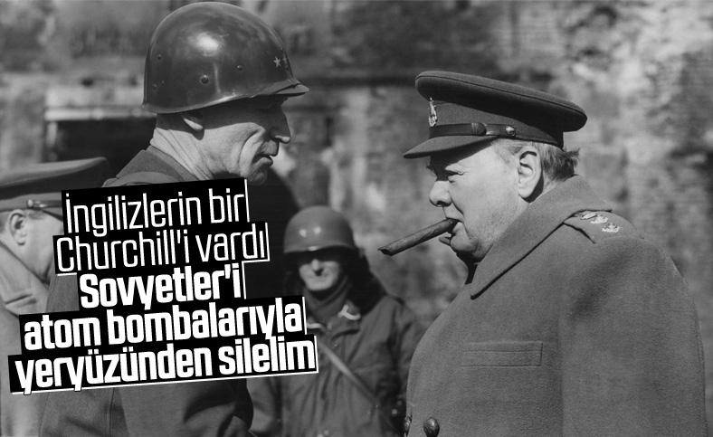 Churchill'in SSCB ile ilgili yaptığı görüşme ortaya çıktı