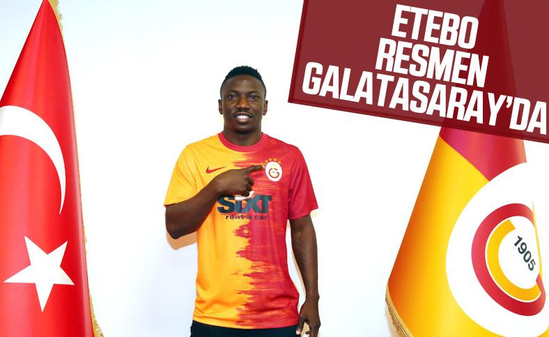 Oghenekaro Etebo Galatasaray'da