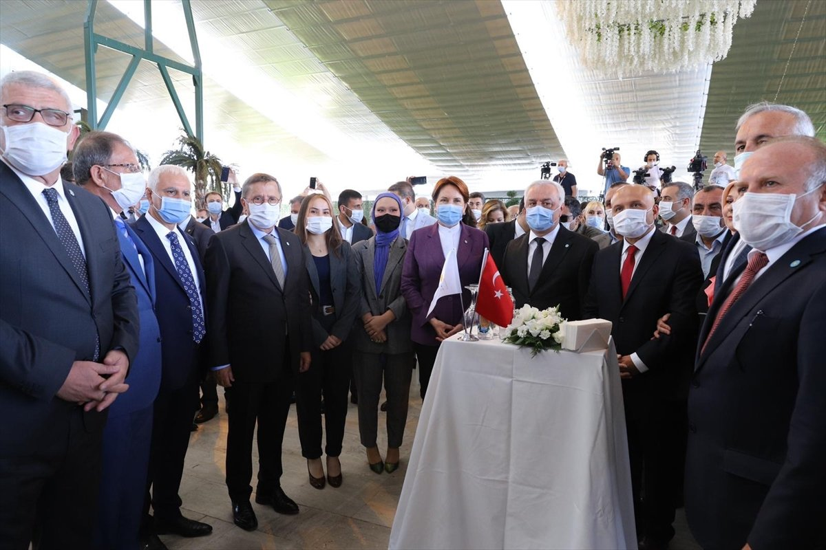 Samsun Bağımsız Milletvekili Erhan Usta İYİ Parti'ye katıldı #6