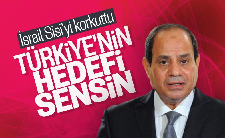 İsrail araştırma merkezi: Türkiye'nin hedefi Mısır