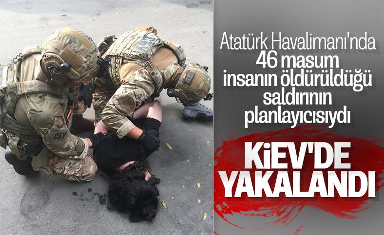 Atatürk Havalimanı saldırısını planlayan DEAŞ'lı Kiev'de yakalandı