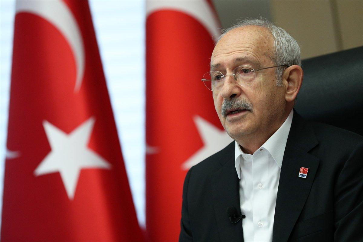 CHP Genel Başkanı Kemal Kılıçdaroğlu, il başkanları toplantısında konuştu #4
