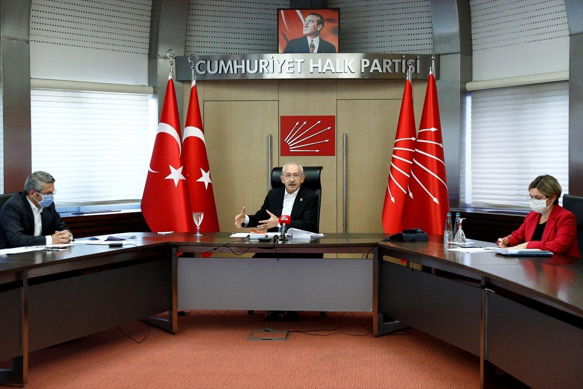 CHP Genel Başkanı Kemal Kılıçdaroğlu, il başkanları toplantısında konuştu #2