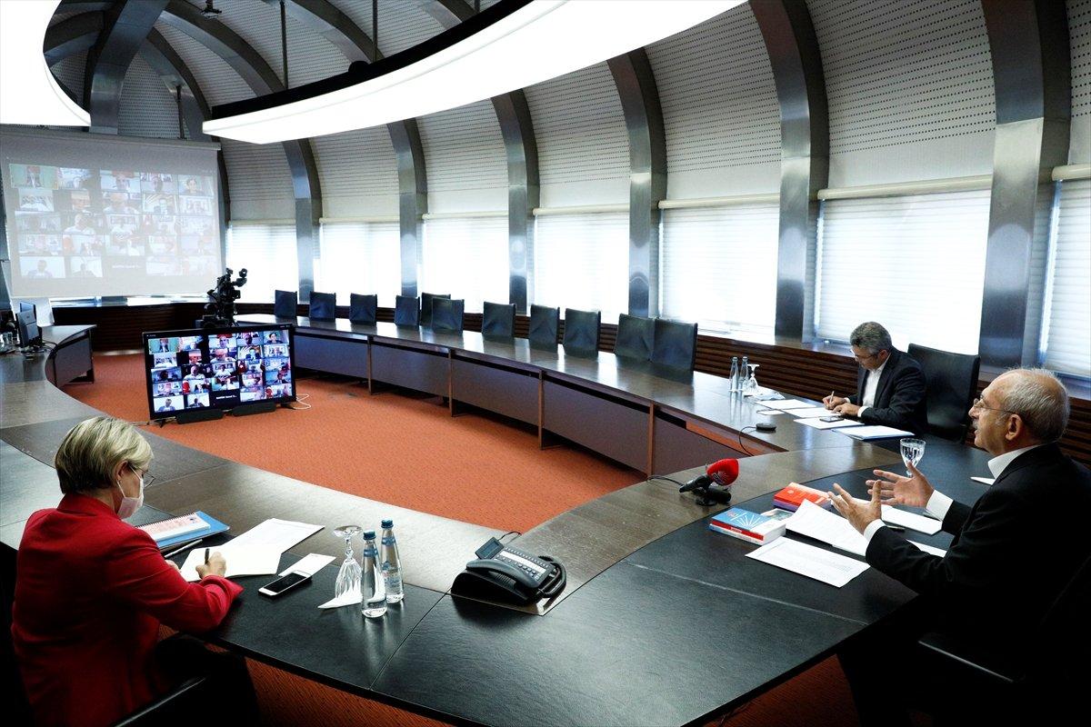 CHP Genel Başkanı Kemal Kılıçdaroğlu, il başkanları toplantısında konuştu #1