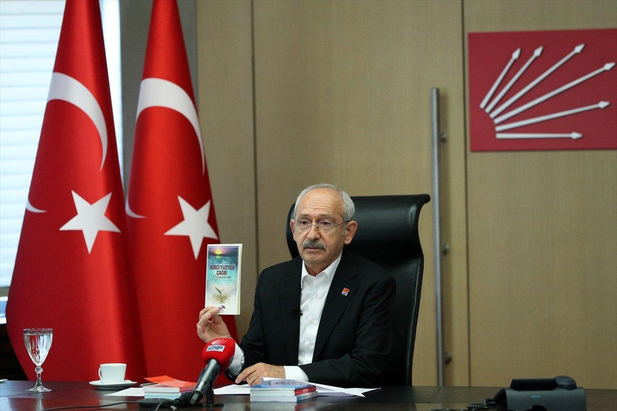 CHP Genel Başkanı Kemal Kılıçdaroğlu, il başkanları toplantısında konuştu #3