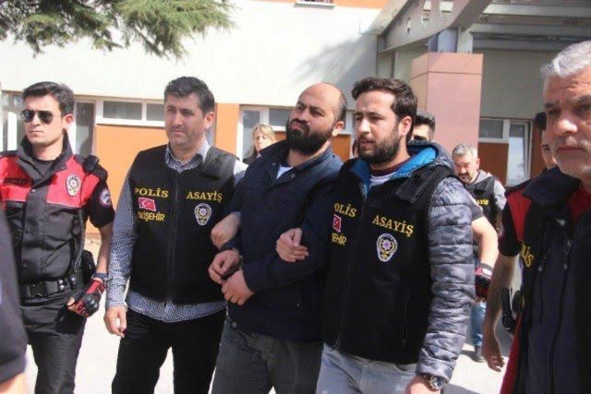 Eskişehir'de akademisyenleri öldüren Volkan Bayar'a 4 kez ağırlaştırılmış müebbet #1