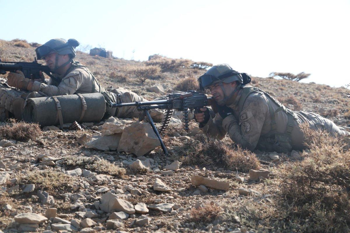 Siirt te Yıldırım-11 Herekol Operasyonu başlatıldı #3
