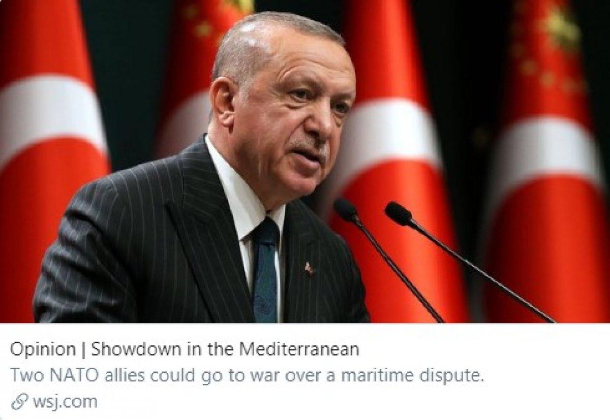 Amerikan medyası, Türkiye ye karşı AB ile birlik çağrısı yaptı #1