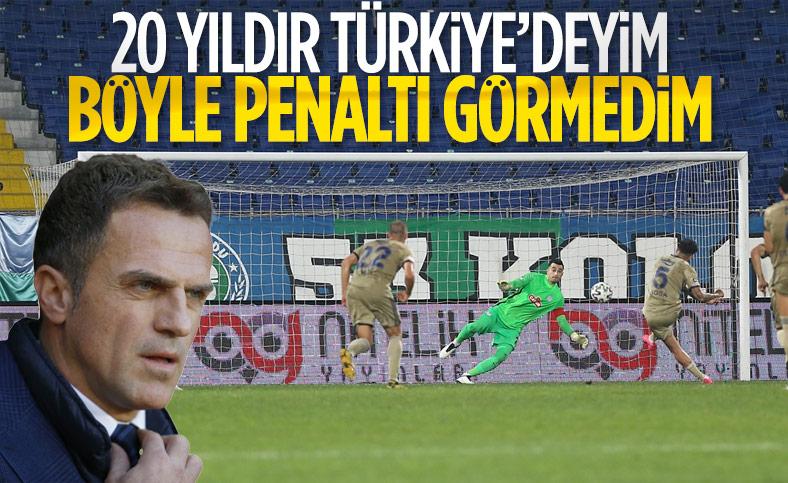 Stjepan Tomas'ın penaltı isyanı