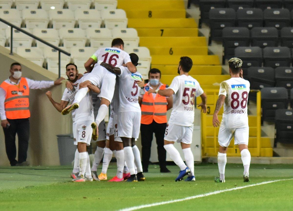 Hatayspor, Başakşehir i mağlup etti #3