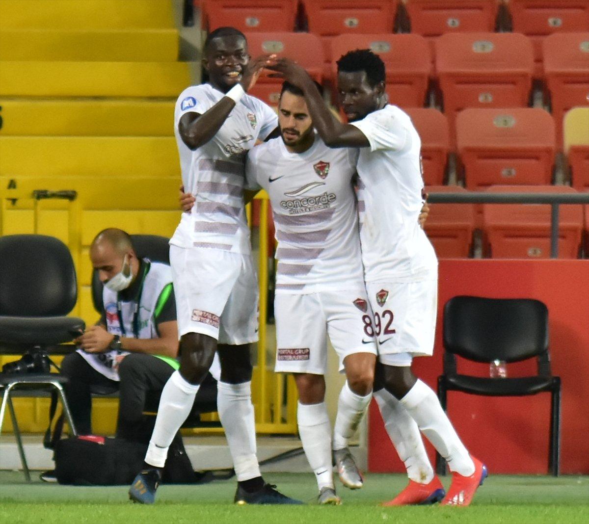 Hatayspor, Başakşehir i mağlup etti #2
