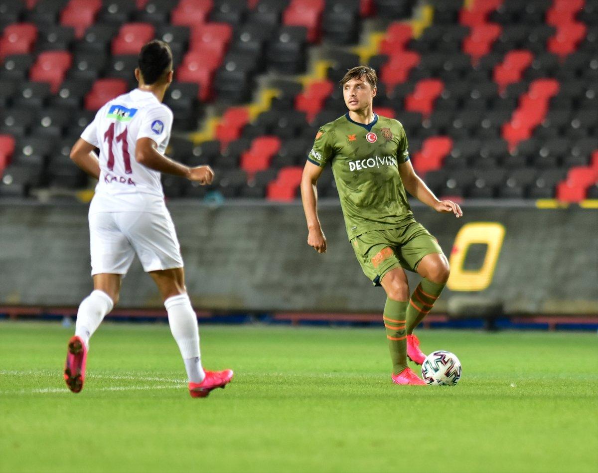 Hatayspor, Başakşehir i mağlup etti #1