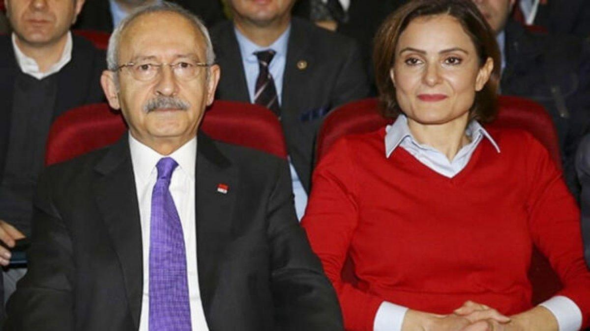 Kemal Kılıçdaroğlu ndan Kaftancıoğlu tartışmalarını bitirin talimatı #1