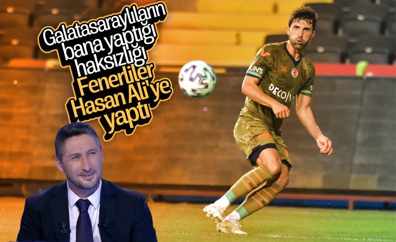 Sabri Sarıoğlu, Hasan Ali Kaldırım'ı savundu