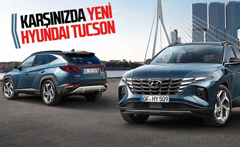 Yeni Hyundai Tucson tanıtıldı: İşte tüm özellikler