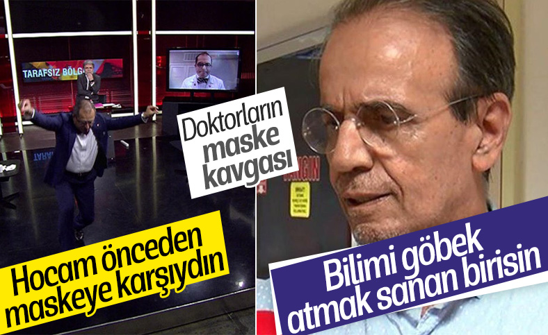 Mehmet Çilingiroğlu ile Mehmet Ceyhan sosyal medyadan atıştı