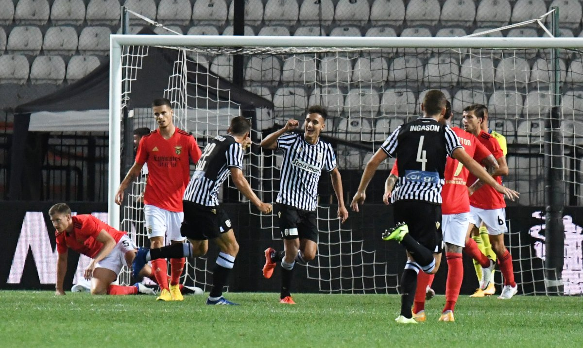 PAOK, Benfica yı da eledi #1