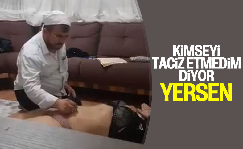 İstanbul'da kadınlara cinsel tacizde bulunan sahte hocanın ifadesi