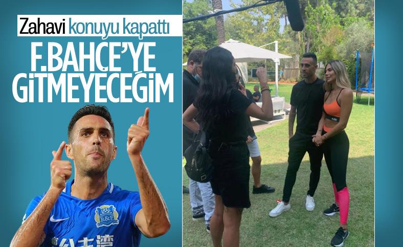 Eran Zahavi: Fenerbahçe'ye gitmeyeceğim