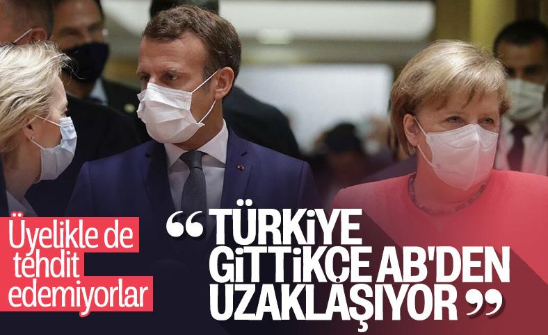 AB'den Türkiye değerlendirmesi: Birlikten uzaklaşıyor