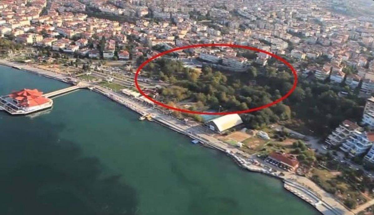 İBB Başkanı Ekrem İmamoğlu nun itirazına rağmen, Albatros Parkı yeşil alan olarak kaldı #2