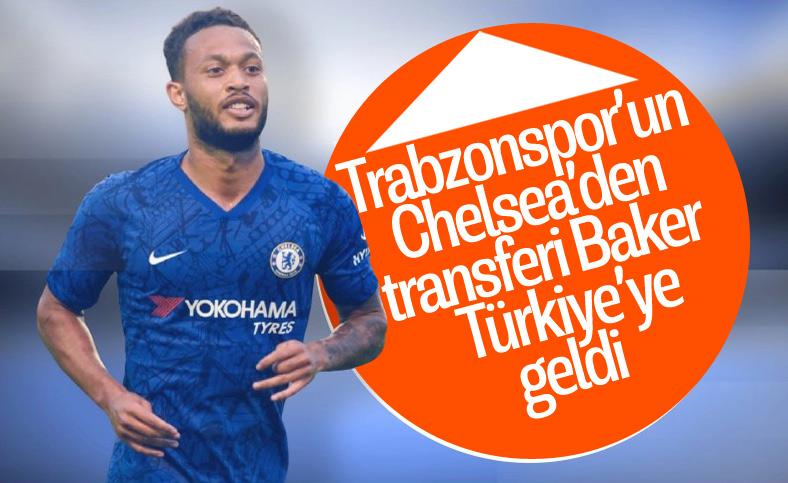 Trabzonspor, Lewis Renard Baker ile anlaştı