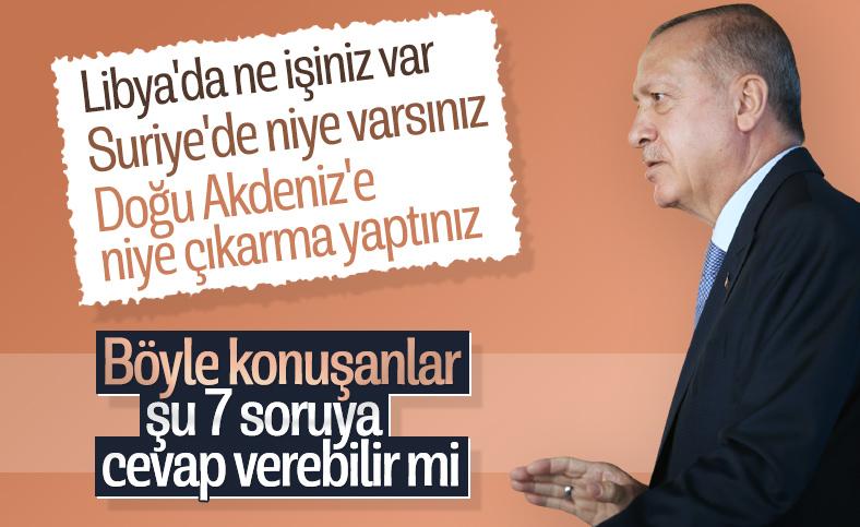 Cumhurbaşkanı Erdoğan AK Parti İl Başkanları Toplantısı'nda