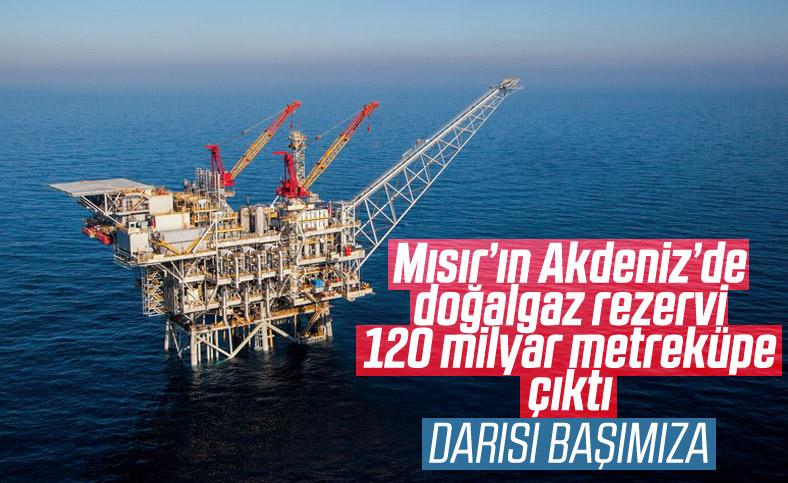 İtalyan şirketi, Mısır açıklarında yeni doğalgaz rezervi buldu