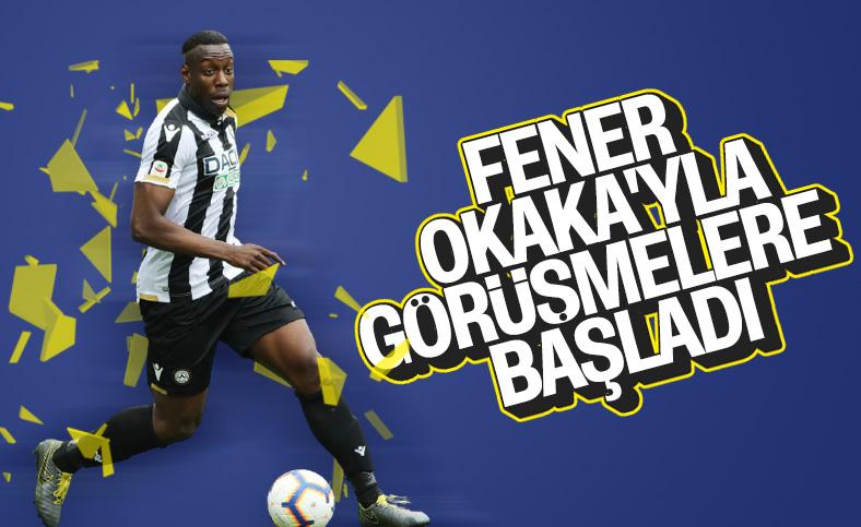 Fenerbahçe'de forvete son aday: Stefano Okaka