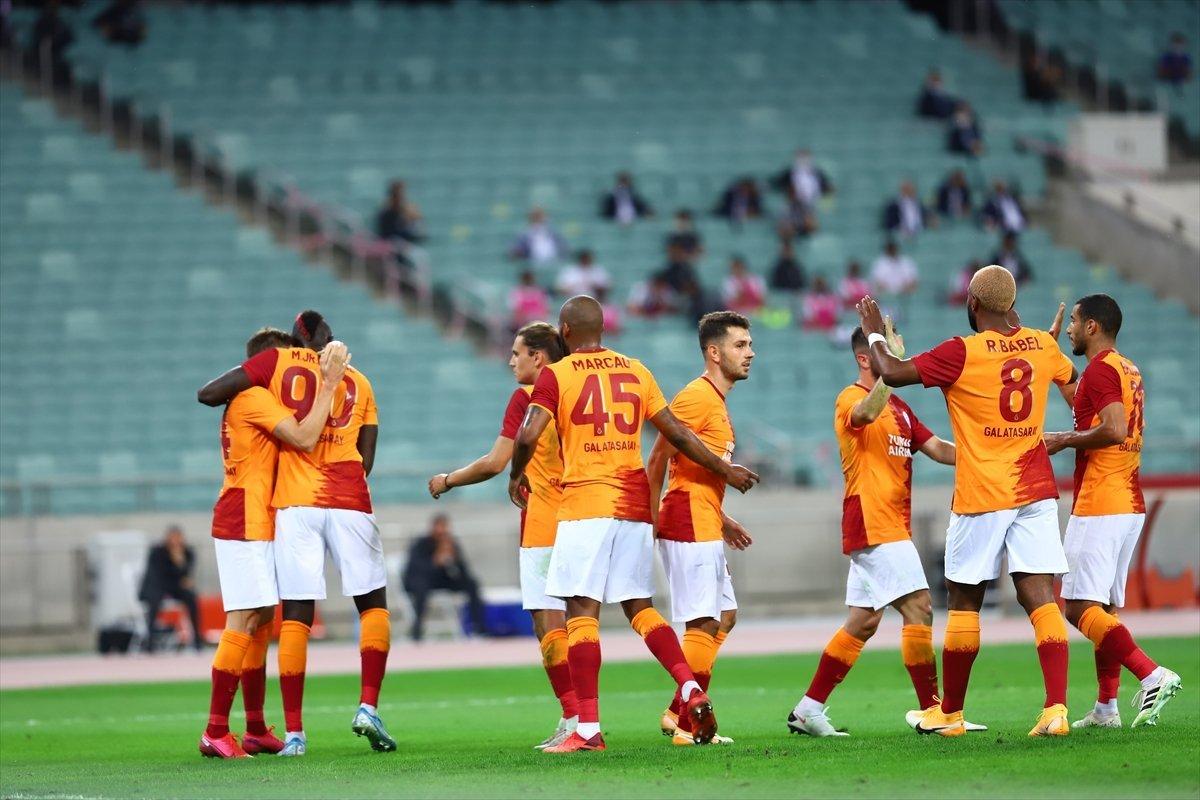 Galatasaray Avrupa kupalarında 100 galibiyete ulaştı #1