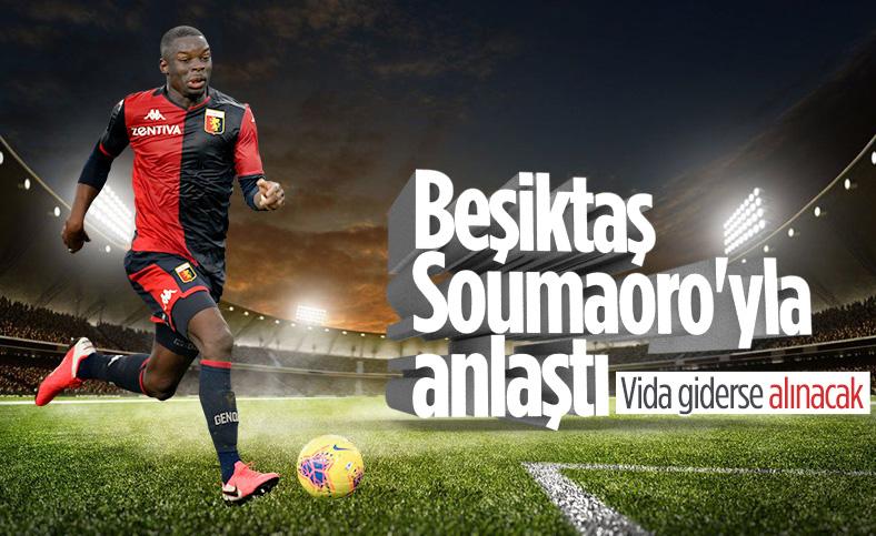 Beşiktaş, Adama Soumaoro ile el sıkıştı
