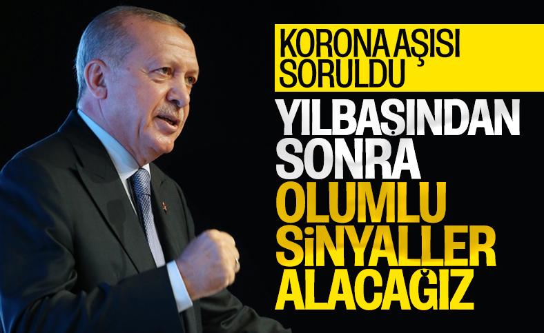 Cumhurbaşkanı Erdoğan: Korona tedbirleri artırılacak