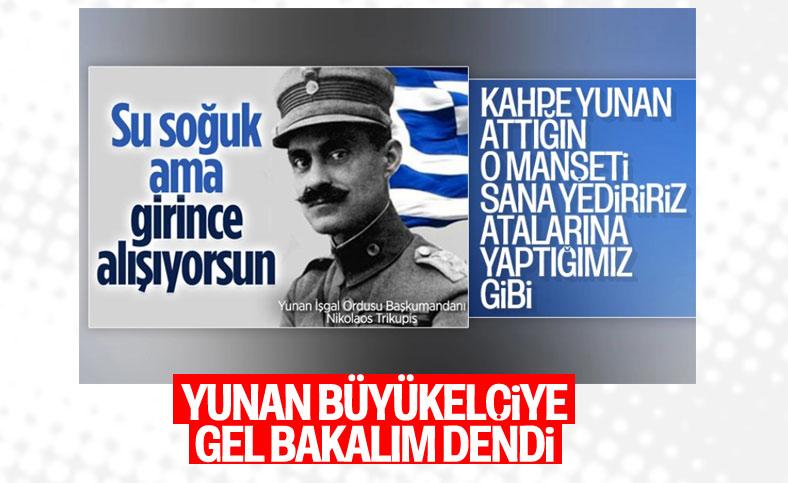 Mevlüt Çavuşoğlu: Yunan Büyükelçiyi bakanlığa çağırdık