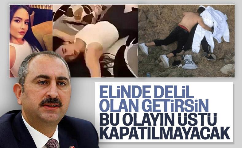 Adalet Bakanı Abdülhamit Gül'e Aleyna Çakır davası soruldu