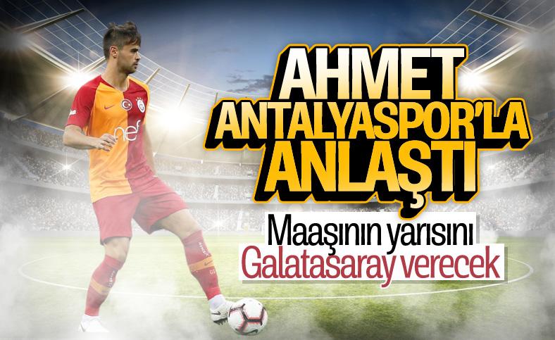 Ahmet Çalık Antalyaspor'a gidiyor