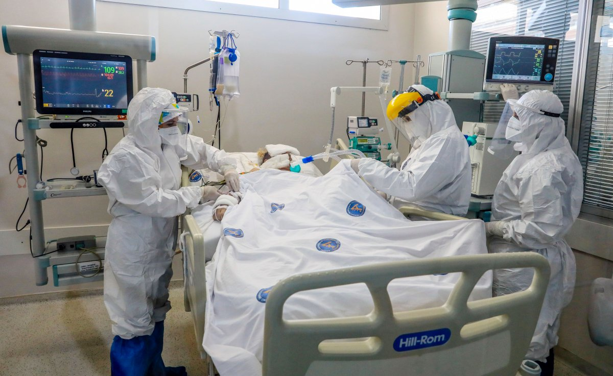 Koronavirüs tedavisinde 30 santimlik hortumun önemi  #2