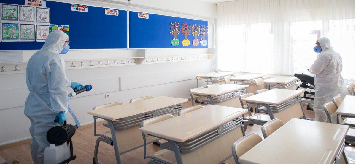 Bakan Ziya Selçuk, koronavirüse karşı okullarda alınan önlemleri açıkladı  #1
